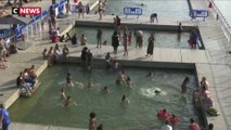 Canicule : les Parisiens se préparent à affronter la vague de chaleur