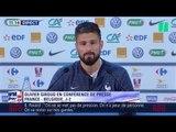 France-Belgique à la Coupe du Monde 2018: Olivier Giroud lance les hostilités