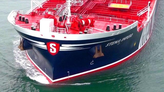 Iran says tanker crew safe, warns UK against rising tensions