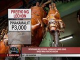 Many Pinoys buy lechon for Noche Buena