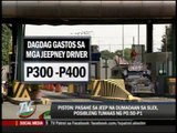 PISTON mulls jeep fare hike in SLEX