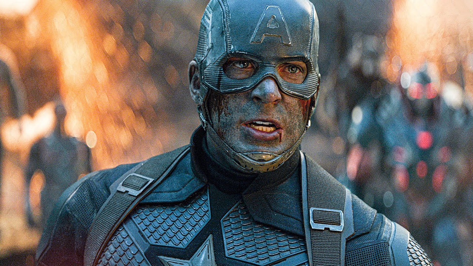 Avengers Vs Thanos - Final Fight Scene - Avengers Assemble - AVENGERS 4 ENDGAME (2019)
