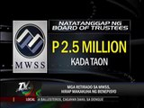 MWSS retirees enraged over perks of execs
