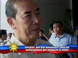 MWSS execs face scrutiny over bonuses