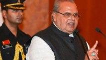 Jammu Kashmir Governer Satya Pal Malik ने क्यों की Terrorists से ये अपील | वनइंडिया हिंदी