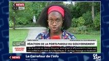 "Sibeth Ndiaye : ""Tout le monde ne mange pas du homard tous les jours, on mange plutôt des kebabs"""