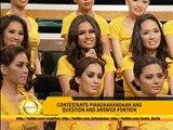 Beauties prep for Bb. Pilipinas 2012