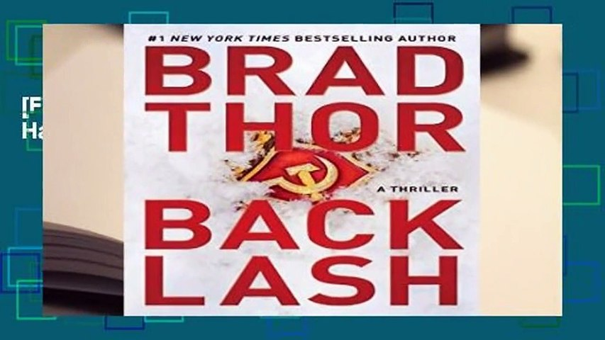 [FREE] Backlash: A Thriller (The Scot Harvath Series)