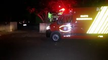 Homem fica ferido após sofrer queda no Morumbi