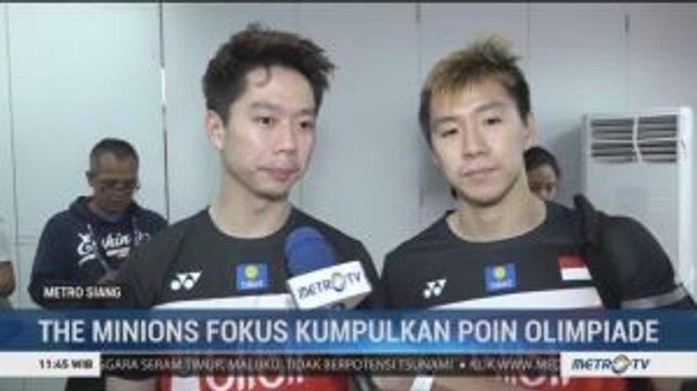 The Minions Fokus Kumpulkan Poin Olimpiade
