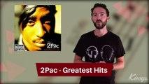 Les albums rap/hip-hop les PLUS VENDUS de tout les temps !