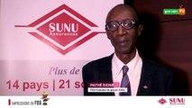 Impressions de Pathé Dione (PDG  du Groupe SUNU) sur la CAN 2019 et sur le parcours du Sénégal