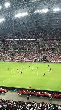 Spurs v Juventus 2. Kane v Ronaldo | Anthony S Casey Singapore