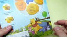 Winnie the Pooh - DIY Dough Mold Playset from Thailand