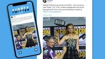 Natalie Portman, la nouvelle version féminine de Thor !
