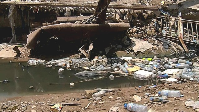 Iraq's polluted water supply sickens 120,000 people