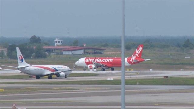 الخطوط الجوية الماليزية على حافة الإفلاس