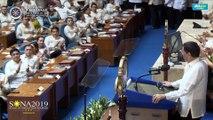 Boracay is just the beginning, Duterte says in SONA