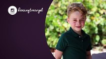 Prince George celebrates sixth birthday with missing tooth