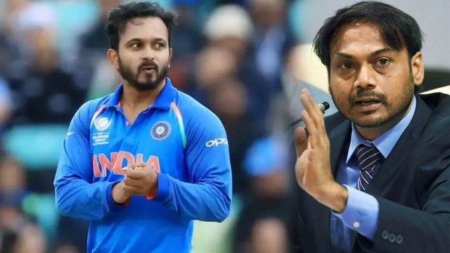 Team India's West Indies Tour 2019: Why BCCI Selected Kedar Jadav ?, Netigens Questions To Selectors