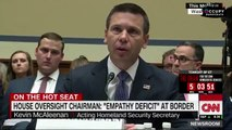 BREAKING: WOW!! Rep. Cummings just went viral with a MUST-WATCH takedown of Trump's DHS Secretary.