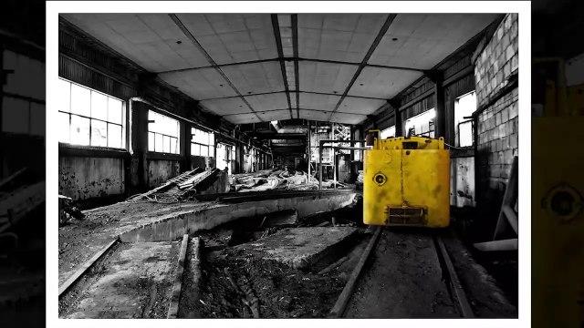 폐광 (abandoned mine)