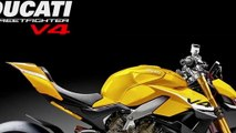 Detail Ducati Streetfighter V4 Yellow Limited Edition 2020 | Ducati V4 Nakedbike | Mich Motorcycle