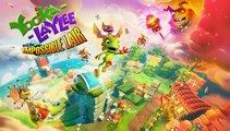 Yooka-Laylee and the Impossible Lair - Bande-annonce des niveaux alternatifs