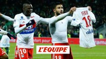 Les cinq plus grands matches de Nabil Fekir - Foot - Ligue 1 - OL