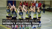 A Women's Volleyball Team Was Put On The Map Thanks To A Particularly Daring Photo