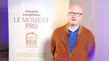 Moment Pro Habiter Mieux  - Les copropriétés : une cible en développement - François MILLET