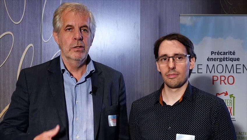 Moment Pro Habiter Mieux  - Les copropriétés : une cible en développement - Laurent MASSON et Pierre GOTAB