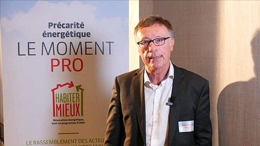 Moment Pro Habiter Mieux  - Les copropriétés : une cible en développement - Didier HUE