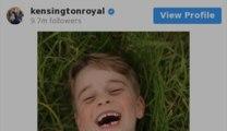 Kate et William partagent d'adorables photos du prince George à l'occasion de ses six ans