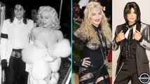 Madonna vs Michael Jackson Transformation ★ 2018