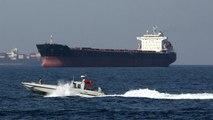 Londres pide la liberación del petrolero Stena Impero
