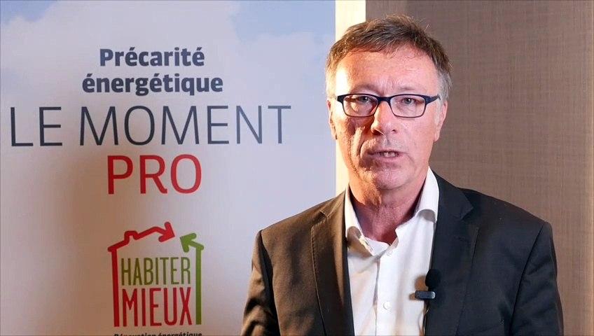 """Moment Pro Habiter Mieux  - Organiser les """"parcours de travaux"""" - Didier HUE"""