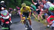 """Tour de France 2019 - Julian Alaphilippe : """"Mon maillot jaune ne tient qu'à un fil mais Je donnerai tout jusqu'au bout"""""""