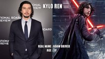 Star Wars: The Last Jedi Real Name, Age And Life
