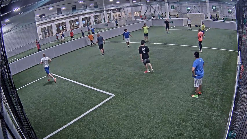07/23/2019 20:00:01 - Sofive Soccer Centers Brooklyn - Old Trafford