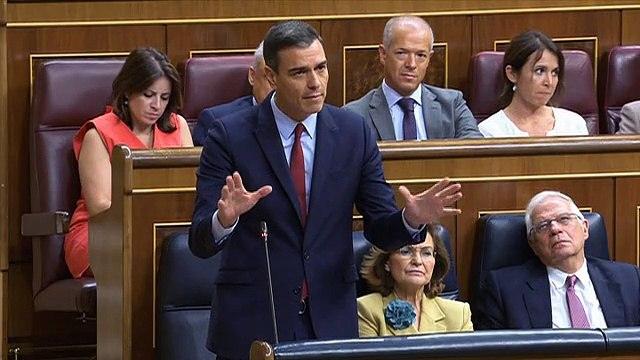 El independentismo cometió errores en 2017 según Pedro Sánchez