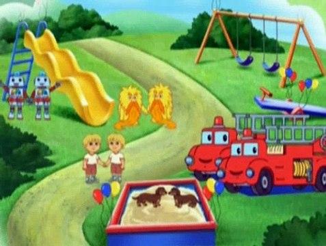 Dora the Explorer Season 1 Episode 11 - Berry Hunt | TVH