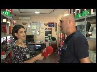 Channel One - Rreziku nga bombolat e gazit
