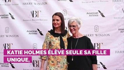 PHOTOS. Katie Holmes et Suri Cruise, duo mère-fille complice p...