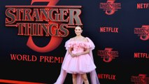 Millie Bobby Brown praises 'Stranger Things' co-star Dacre Montgomerys