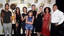 Angelina Jolie, Salma Hayek et Richard Madden vont jouer dans Les Eternels!