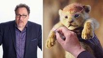 Jon Favreau Breaks Down The Lion King's Opening Scene