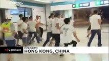 Hong Kong : les mafias chinoises face aux manifestants