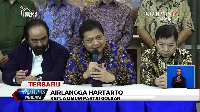 Pertemuan Ketum Parpol Koalisi Pendukung Jokowi-Ma'ruf