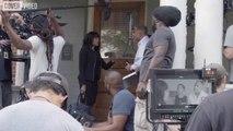 Tyler Perry and Taraji P. Henson shot 'Acrimony' in eight days